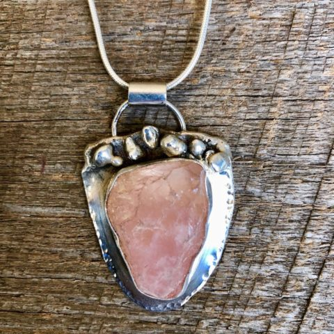 Rosy quartz